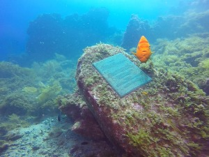 Cousteau Memorial Monument