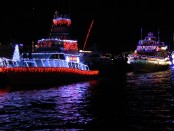 2014 Christmas Boat Parade Winners